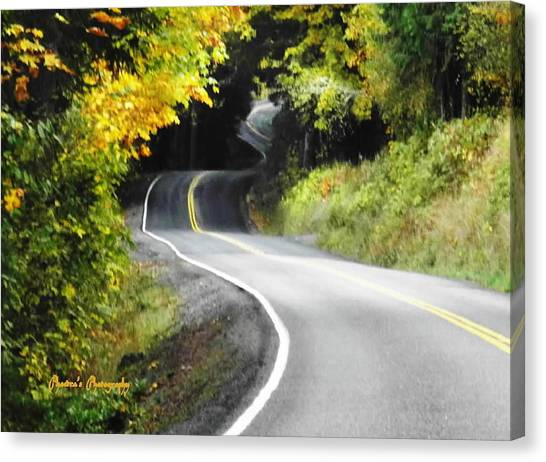 The Low Road Canvas Print