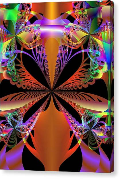 The Magic Vase Canvas Print