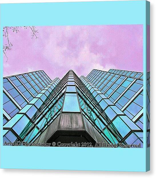 Ontario Canvas Print - The More I Want To Get Something Done by Aryeh D