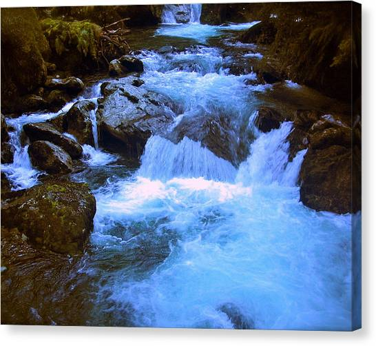 The Quintessential Falls Canvas Print by HweeYen Ong