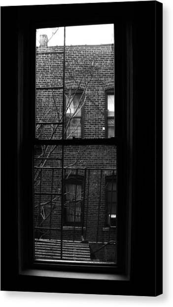 The View At 155th Street Canvas Print