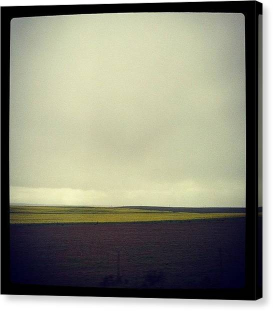 South Africa Canvas Print - The Weather Don't Like Me :( Raining by Zachary Voo