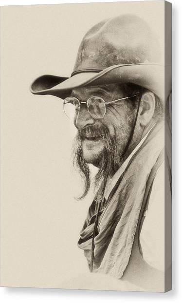 The Wrangler Canvas Print