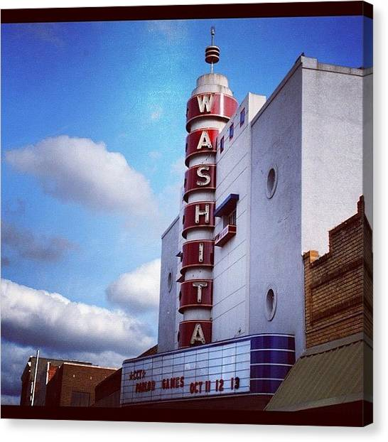 Oklahoma Canvas Print - Theater by James Dornan