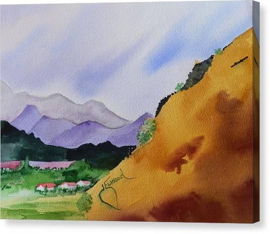 Thunderbird Park Canvas Print