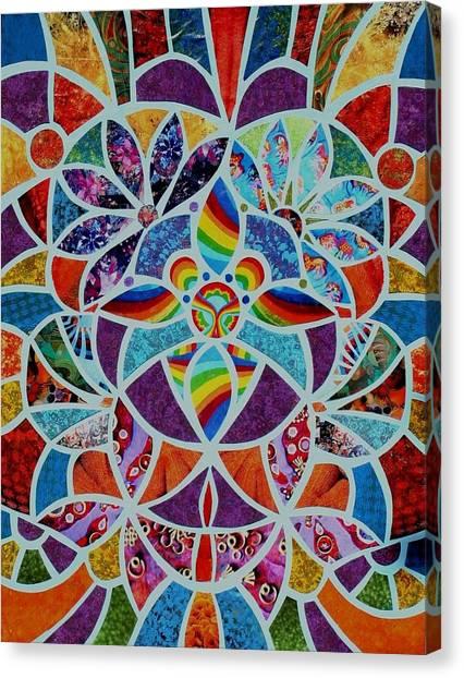 Tiffany Radiance Canvas Print by Bob Craig