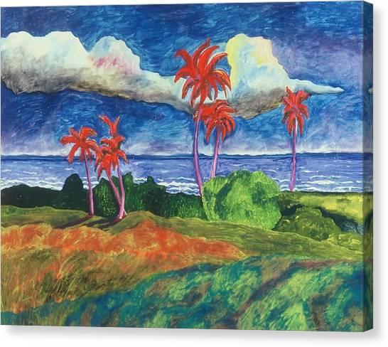 Tones Of Home Canvas Print