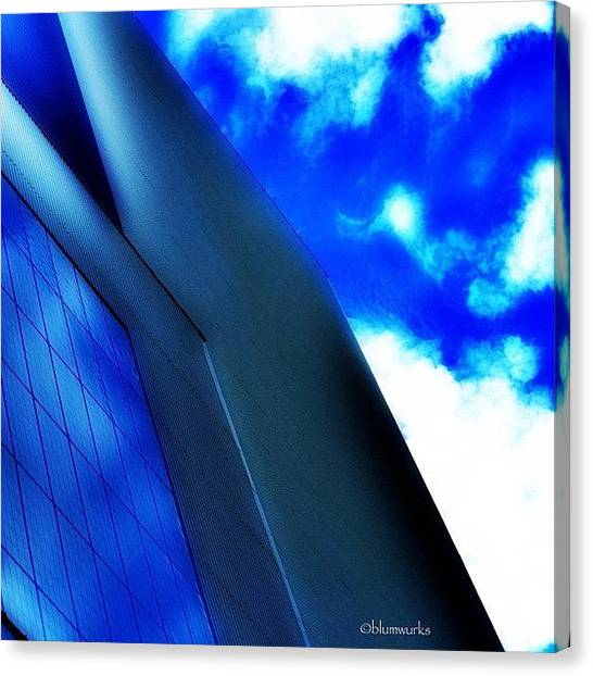 Follow Canvas Print - Touching The Heavens by Matthew Blum