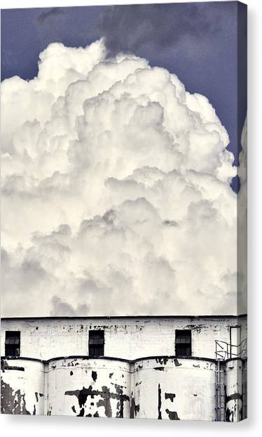 Towering Canvas Print