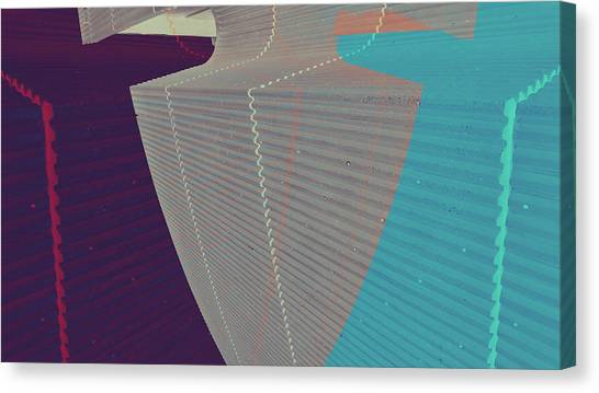 Trace Canvas Print