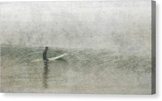 Surf Canvas Print - Tranquility by Kevin Bergen