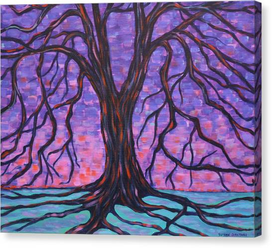 Tree #3 Canvas Print