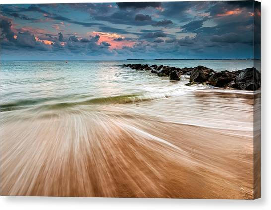 Tropic Sky Canvas Print