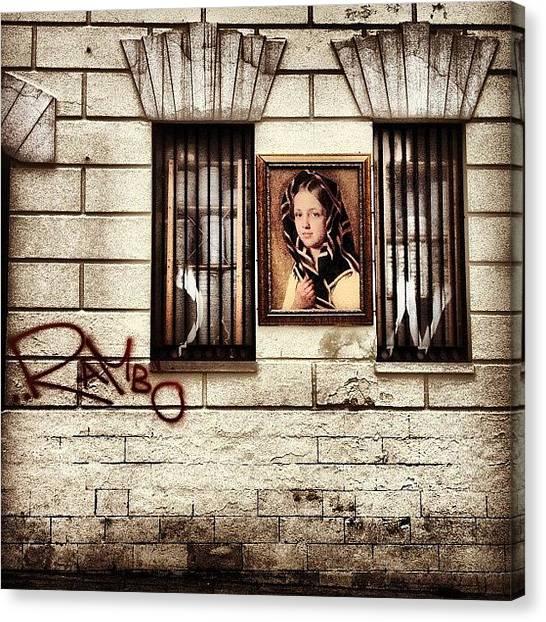 Russia Canvas Print - Truly #artistic #moscow Haha by Natalia Vasilyeva