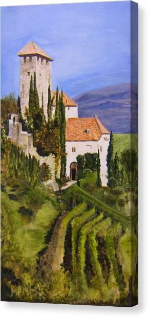 Tuscany 1 Canvas Print