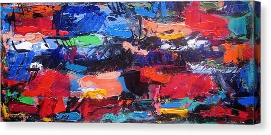 Tuscany 50 Canvas Print