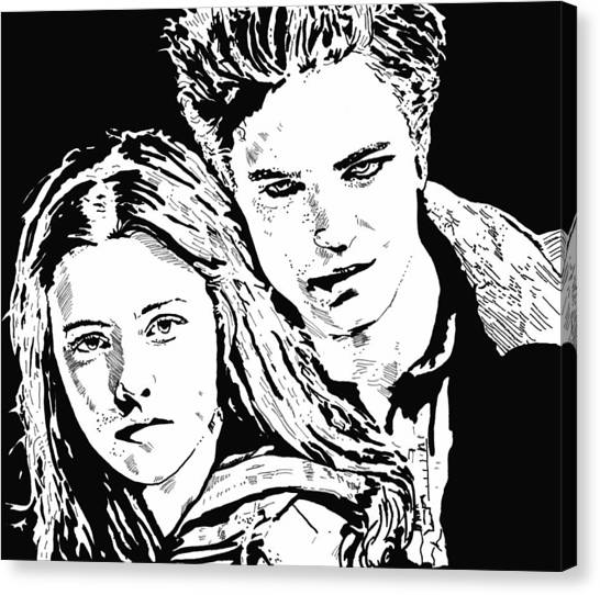 Twilight Canvas Print by Lori Jackson