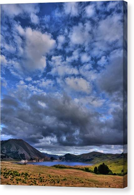 Twitchell Reservoir  Canvas Print
