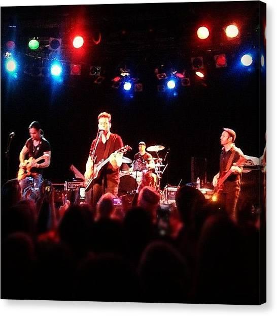 Music Canvas Print - Tyler Ward Concert #tylerward #concert by Brandon Yamaguchi