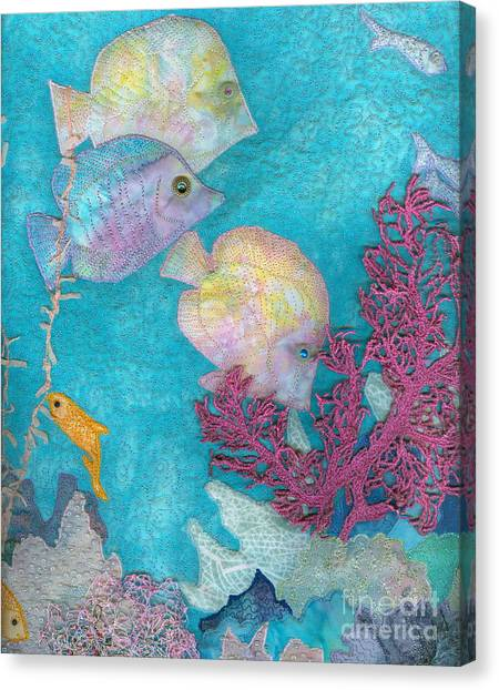 Underwater Splendor IIi Canvas Print