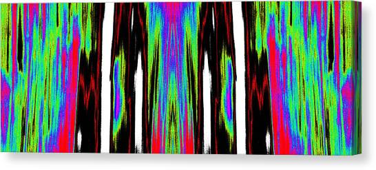 Undisturbed Canvas Print by Danny Lally