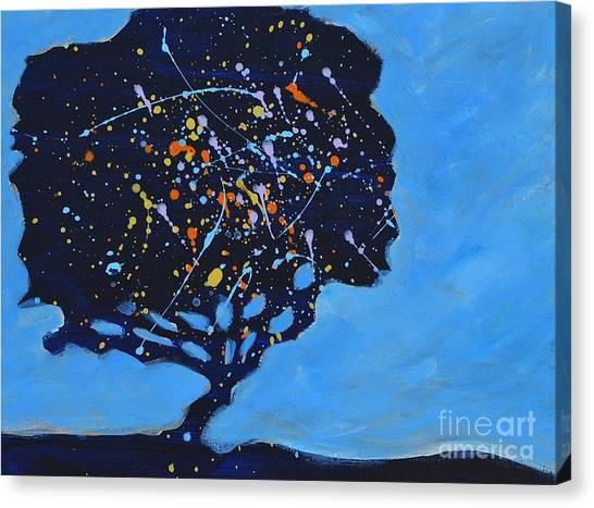 Universial Tree Canvas Print