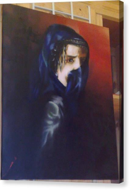Untiteld Canvas Print by Cheaib Barki