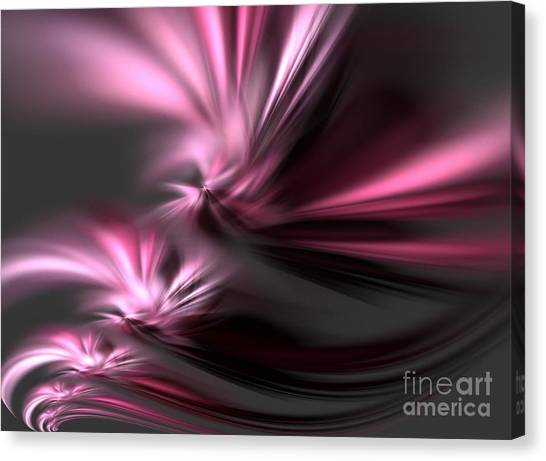 Velvet Angels Canvas Print