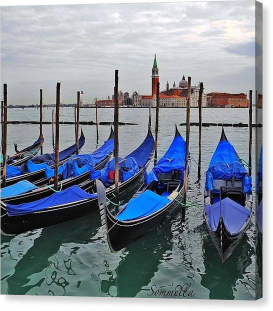 Soccer Leagues Canvas Print - Venezia Italia 2011 by Gianluca Sommella
