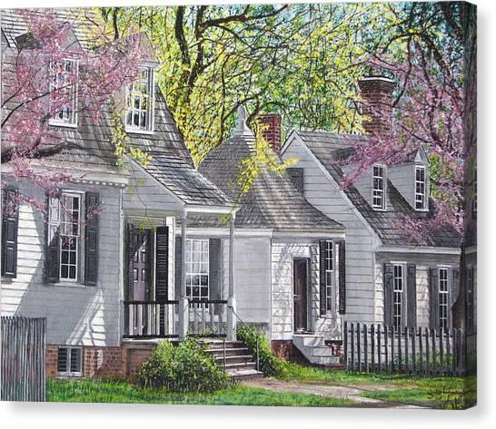 Vermont Summer Canvas Print