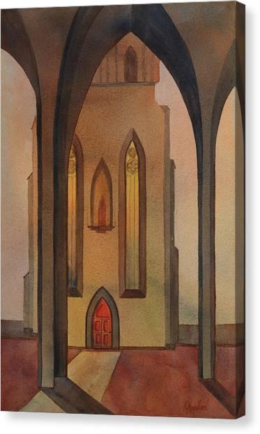 Vespers Canvas Print