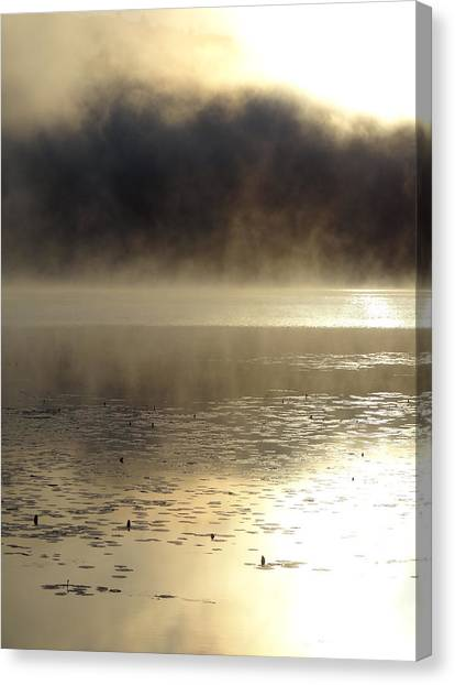 View5 Canvas Print by Wim Haverkamp
