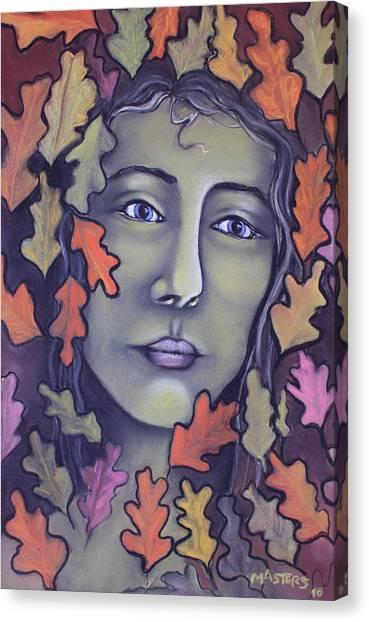 Waiting Again Canvas Print by Lisa Masters