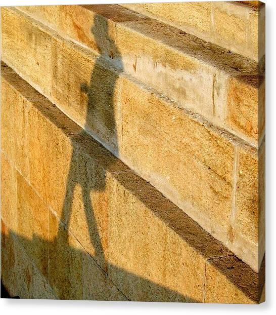 Italy Canvas Print - Walking On Sunshine #italy #genoa by A Rey