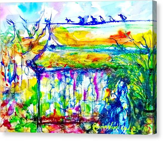 Watprasrisutap Canvas Print