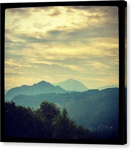Soda Canvas Print - Weekend View by Soda Love