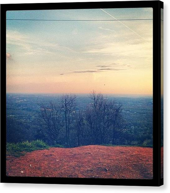Knights Canvas Print - We're At The Top Of The World, You And by Chels Knight
