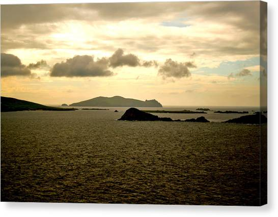 West Dingle Canvas Print