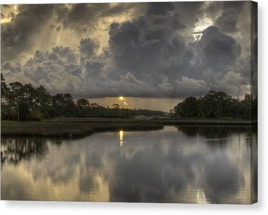 Wicked Morning Canvas Print