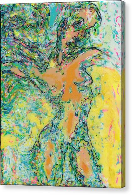Wind Dancer Canvas Print by Allen Vandever