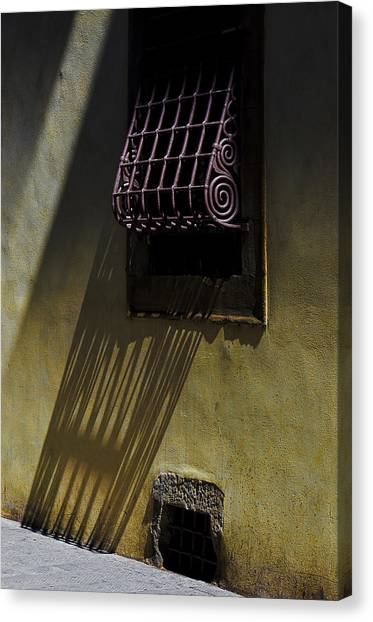Window II Canvas Print