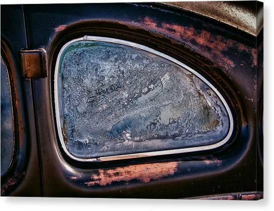 Window Canvas Print by Richard Steinberger