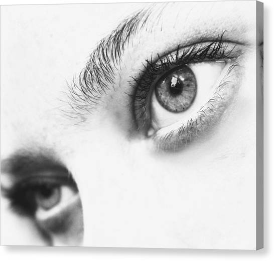 Windows To The Soul Canvas Print