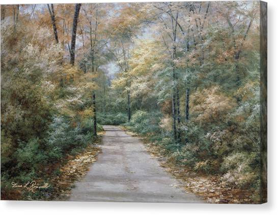 Windsong Canvas Print
