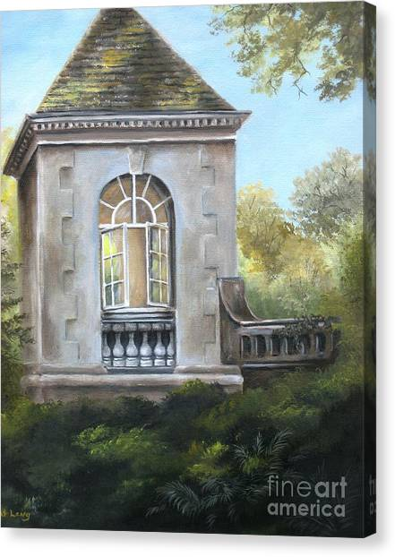 Winterthur Canvas Print by Patricia Lang