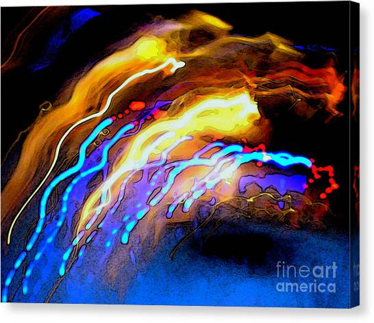 Wobulous Canvas Print