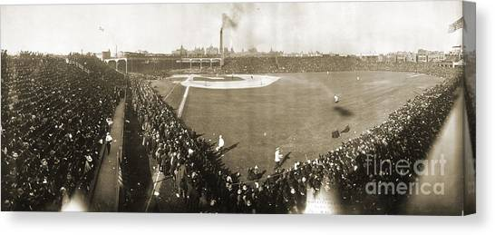 Chicago White Sox Canvas Print - World Series, 1906 by Granger