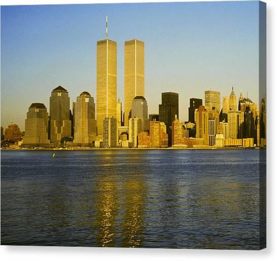 World Trade Center 1987 Canvas Print