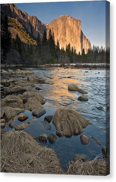 Yosemite  Canvas Print by Howard Knauer