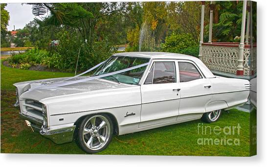 Your Chariot Awaits Canvas Print by Joanne Kocwin